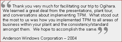 TPM Customer Quote